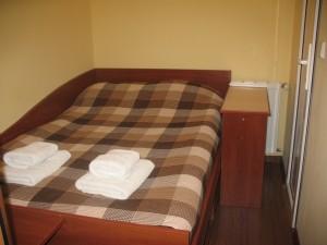 Стандарт двомісний одне двоспальне ліжко